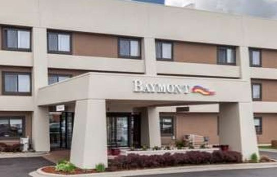 Exterior view Baymont Inn & Suites Glenview