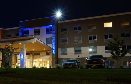 Vista exterior Holiday Inn Express & Suites OMAHA - MILLARD AREA