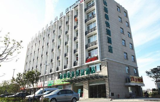 Vista exterior GreenTree Inn Penglang Xinxing Road (Domestic only)