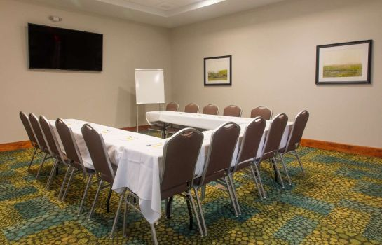 Conference room Hampton Inn  - Palatka FL
