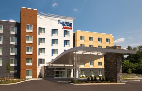 Vue extérieure Fairfield Inn & Suites Lancaster East at The Outlets
