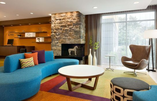 Hall Fairfield Inn & Suites Lancaster East at The Outlets