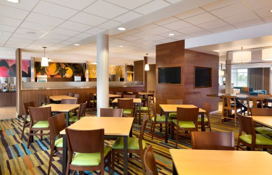 Restaurant Fairfield Inn & Suites Lancaster East at The Outlets