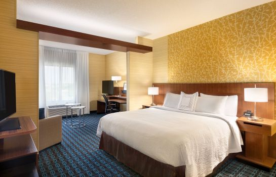Suite Fairfield Inn & Suites Lancaster East at The Outlets