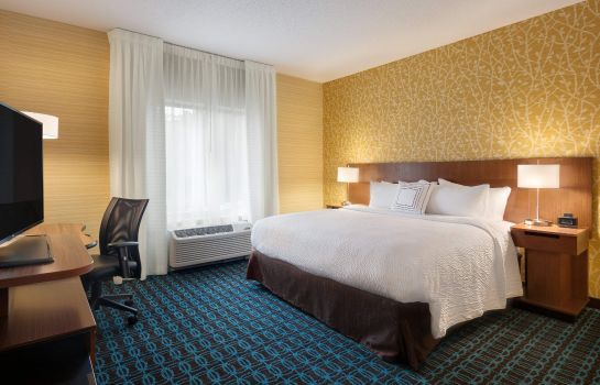 Pokój Fairfield Inn & Suites Lancaster East at The Outlets