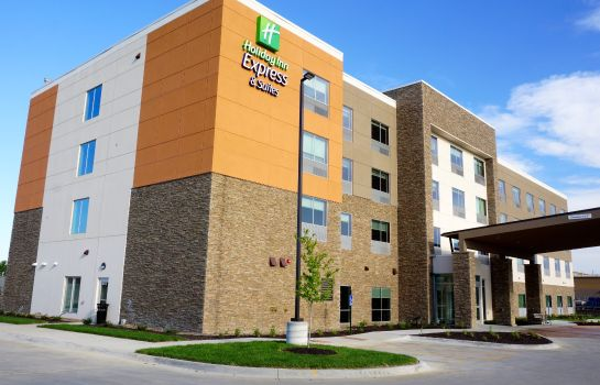 Vista esterna Holiday Inn Express & Suites OMAHA - MILLARD AREA