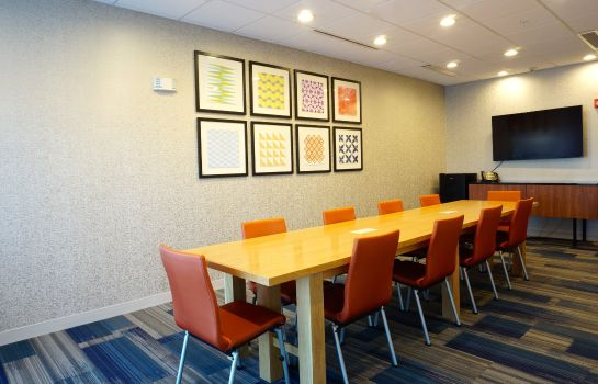 Sala konferencyjna Holiday Inn Express & Suites OMAHA - MILLARD AREA