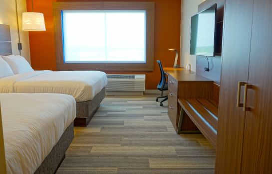 Zimmer Holiday Inn Express & Suites OMAHA - MILLARD AREA