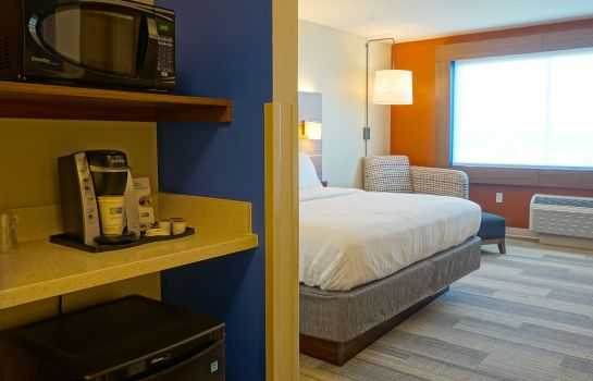 Camera Holiday Inn Express & Suites OMAHA - MILLARD AREA