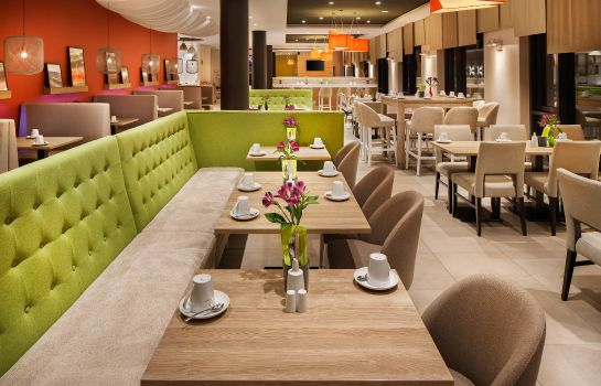 Restaurant Holiday Inn DUSSELDORF CITY TOULOUSER ALL.