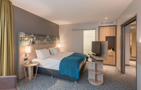 Suite Holiday Inn DUSSELDORF CITY TOULOUSER ALL.