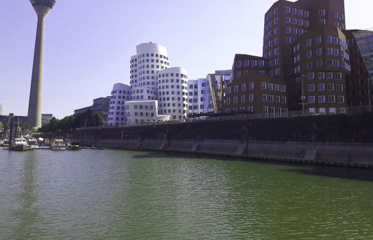 Info Holiday Inn DUSSELDORF CITY TOULOUSER ALL.