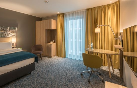 Zimmer Holiday Inn DUSSELDORF CITY TOULOUSER ALL.