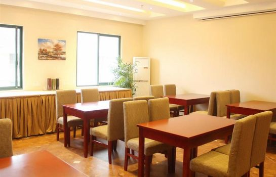 Restaurante GreenTree Inn Kunshan Hengshan Rd. (Domestic only)