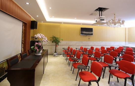 Sala de reuniones GreenTree Inn Lujia Town Furong Road Express (Domestic only)