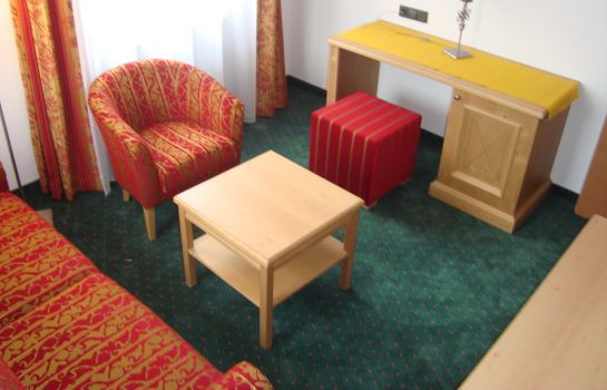Chambre double (confort) Hotel - Gasthof zur Post