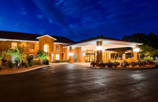 Buitenaanzicht Best Western Plus Cedar City