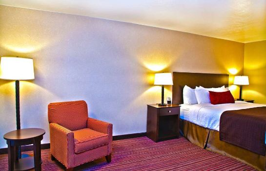 Suite BEST WESTERN PLUS CEDAR CITY