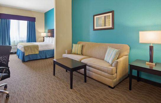 Suite Best Western Lindsay Inn & Suites