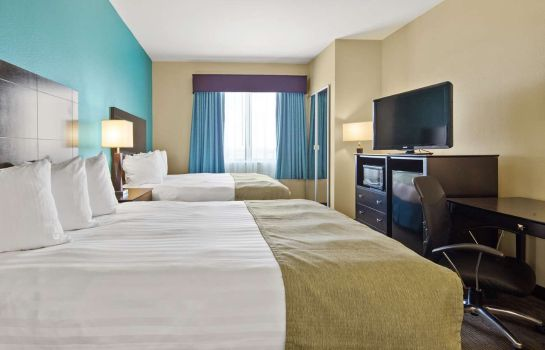 Chambre Best Western Lindsay Inn & Suites