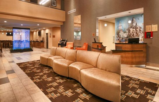 Lobby BEST WESTERN PLUS ATRIUM INN