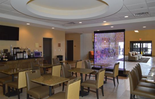 Restaurante Best Western Plus Atrium Inn & Suites