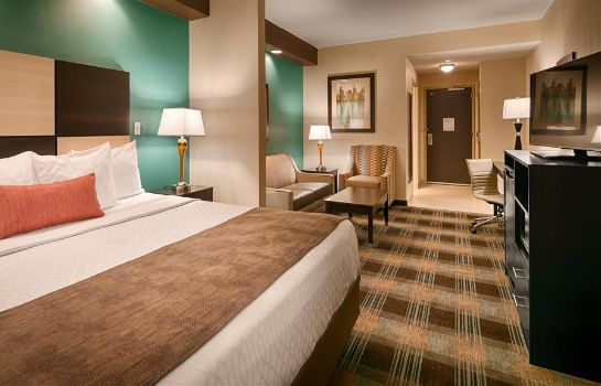 Suite BEST WESTERN PLUS ATRIUM INN