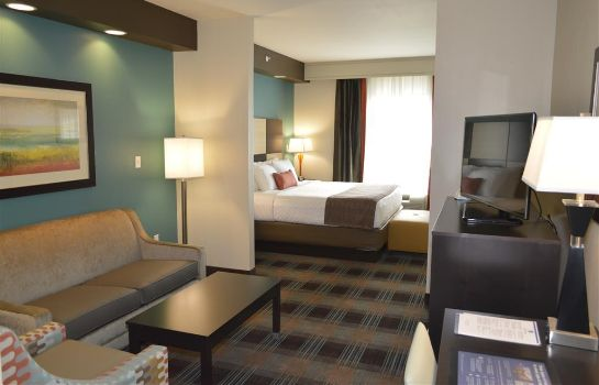 Chambre Best Western Plus Atrium Inn & Suites