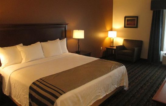 Chambre BEST WESTERN PLUS CASPER INN
