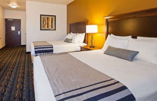Zimmer Best Western Plus Casper Inn & Suites