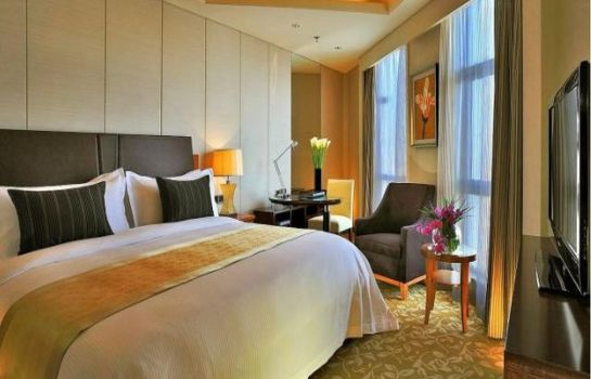 Single room (standard) Shanghai Koyal International