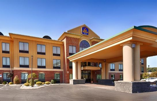 Buitenaanzicht Best Western Plus Clearfield