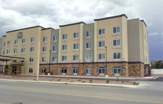 Vista exterior Best Western Plus Gallup Inn & Suites