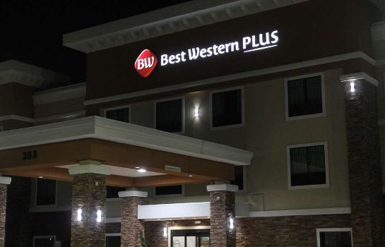 Vista exterior BEST WESTERN PLUS SPRING INN