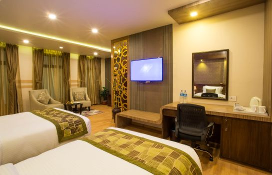 Junior Suite Yatri Suites & Spa
