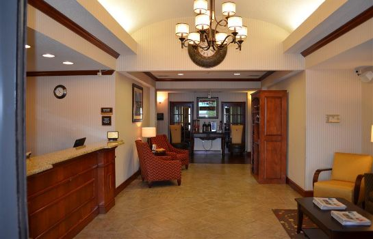 Hotelhal Best Western Plus Clearfield