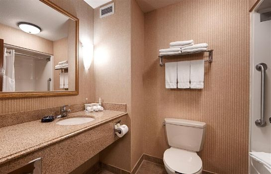 Kamers Best Western Plus Clearfield