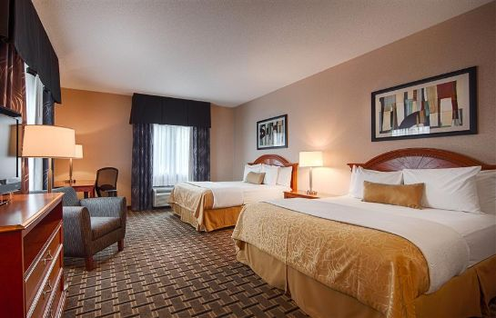 Chambre BEST WESTERN PLUS CLEARFIELD