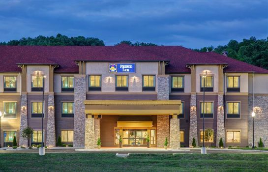 Buitenaanzicht BEST WESTERN PLUS FRENCH LICK