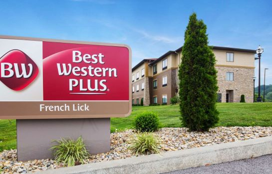 Exterior view Best Western Plus French Lick