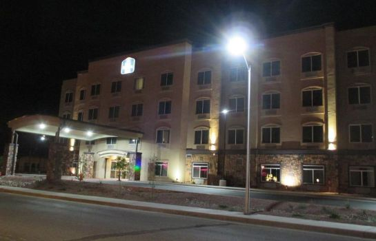 Vista esterna Best Western Plus Gallup Inn & Suites