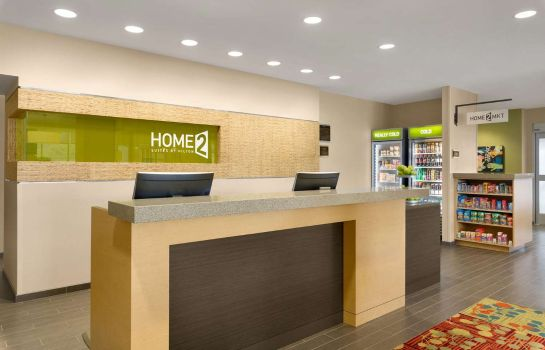 Hol hotelowy Home2 Suites By Hilton York