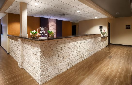 Hol hotelowy Best Western Plus Havre Inn & Suites
