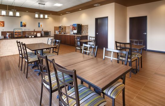 Restaurant BEST WESTERN PLUS HAVRE INN