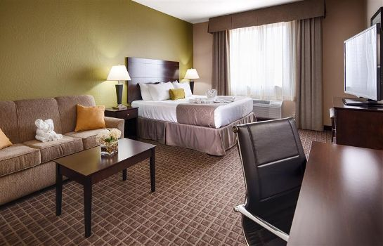 Suite Best Western Plus Havre Inn & Suites