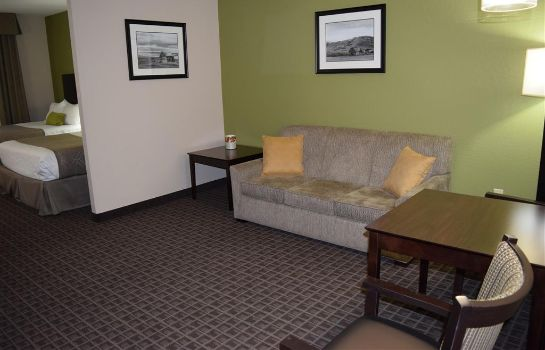 Room BEST WESTERN PLUS HAVRE INN