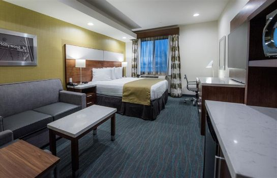 Zimmer Best Western Plus Gardena Inn & Suites