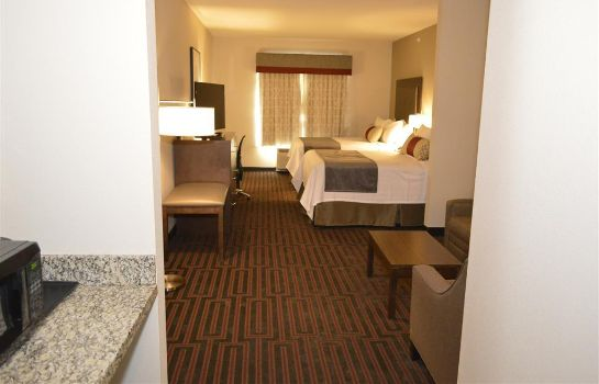 Suite BEST WESTERN PLUS STEVENS CNTY