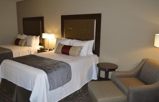 Room BEST WESTERN PLUS STEVENS CNTY