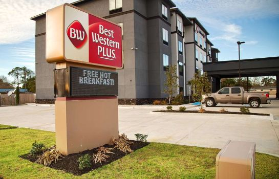 Buitenaanzicht BEST WESTERN PLUS PRIEN LAKE